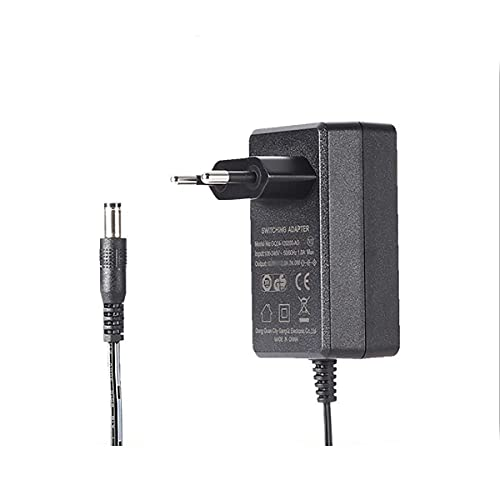Xunguo AC/DC Power Adapter for Jensen CD-555 Bluetooth Boombox Music System
