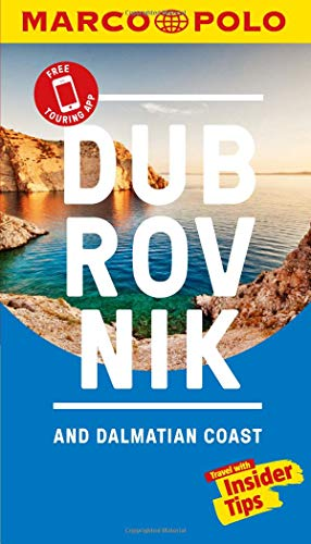 Dubrovnik & Dalmatian Coast Marco Polo Pocket Travel Guide - with pull out map (Marco Polo Guide)