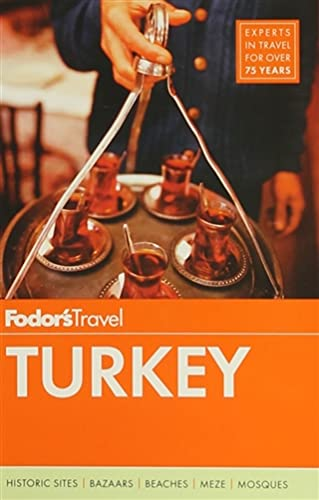 Fodor's Turkey (Full-color Travel Guide, 9, Band 9)