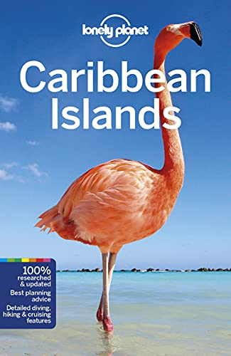 Lonely Planet Caribbean Islands 8 (Travel Guide)