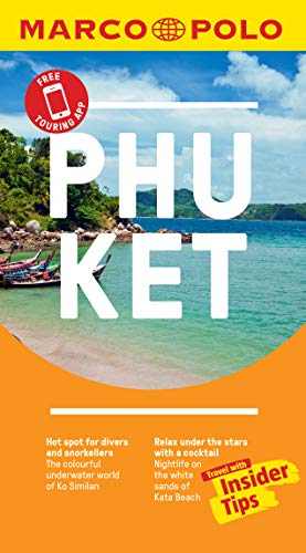 Phuket Marco Polo Pocket Travel Guide - with pull out map (Marco Polo Guide)