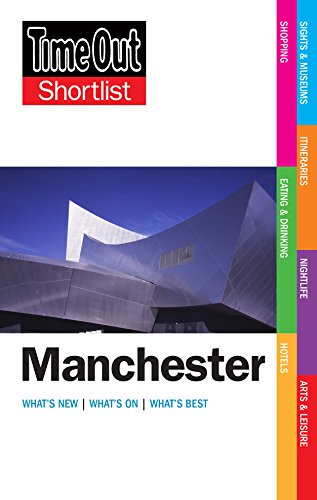 Time Out Shortlist Manchester