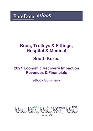 Beds, Trolleys & Fittings, Hospital & Medical South Korea Summary: 2021 Economic Recovery Impact on Revenues & Financials (English Edition)