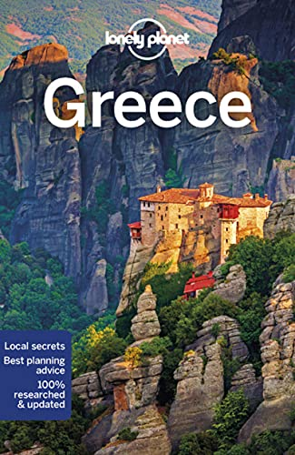 Lonely Planet Greece 14 (Country Guide)