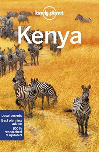 Lonely Planet Kenya 10 (Country Guide)