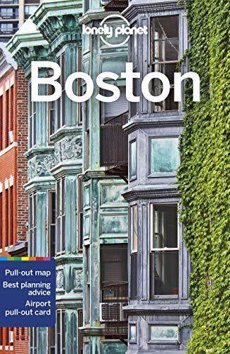 Lonely Planet Boston 7 (City Guide)
