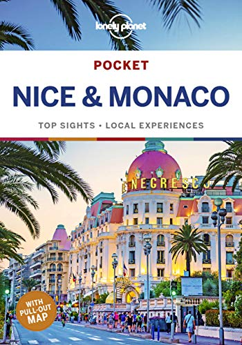 Lonely Planet Pocket Nice & Monaco 1: top sights, local experiences