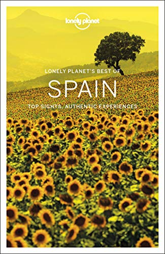 Lonely Planet Best of Spain (Country Regional Guides)
