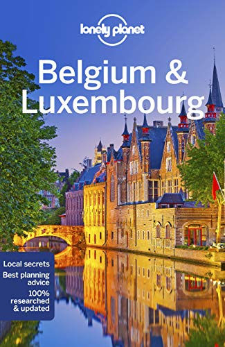 Lonely Planet Belgium & Luxembourg 7 (Travel Guide)