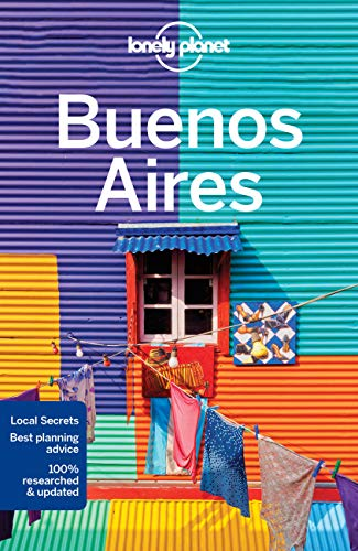Lonely Planet Buenos Aires 8 (City Guide)