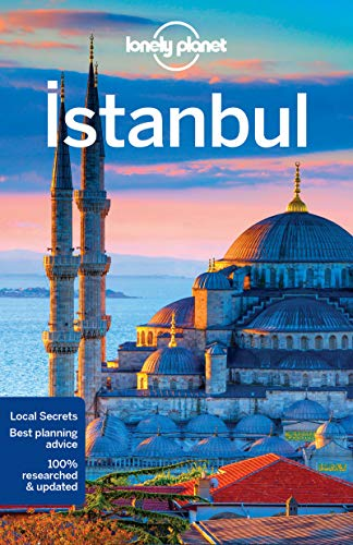 Lonely Planet Istanbul: with pull-out MAP (City Guide)