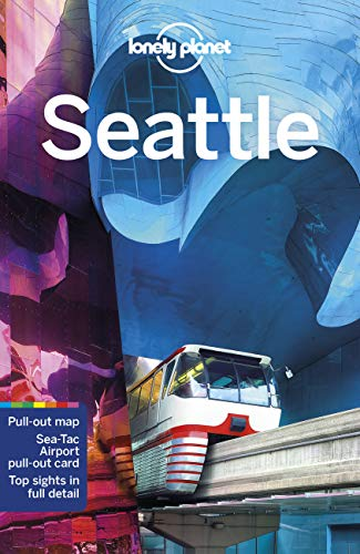 Lonely Planet Seattle 8 (City Guide)