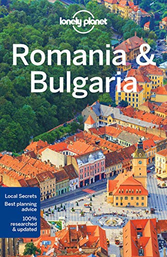 Lonely Planet Romania & Bulgaria 7 (Multi Country Guide)