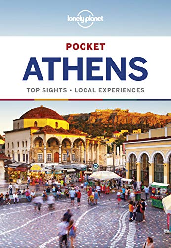 Lonely Planet Pocket Athens 4: top sights, local experiences (Travel Guide)