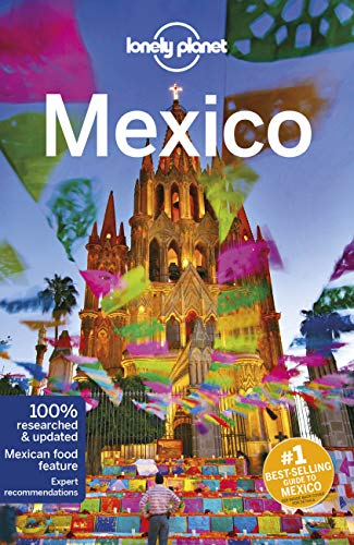 Lonely Planet Mexico 16 (Travel Guide)