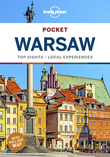 Lonely Planet Pocket Warsaw 1: Top Sights Local Experiences (Travel Guide)