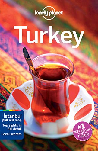 Lonely Planet Turkey 15: with Istanbul pull-out MAP (Travel Guide)