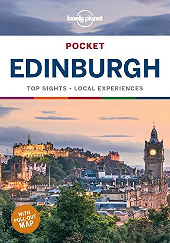 Lonely Planet Pocket Edinburgh 6: top sights, local experiences (Travel Guide)