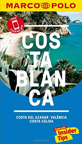 Costa Blanca Marco Polo Pocket Travel Guide - with pull out map (Marco Polo Guide)