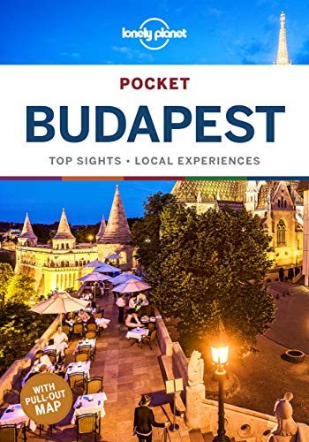Lonely Planet Pocket Budapest 3: top sights, local experiences