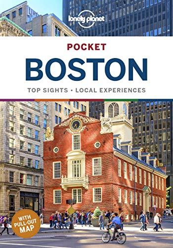 Lonely Planet Pocket Boston 4: top sights, local experiences