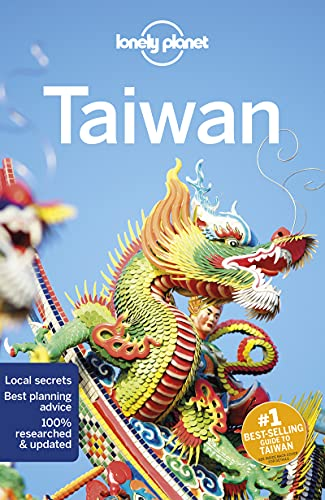 Lonely Planet Taiwan 11 (Country Guide)