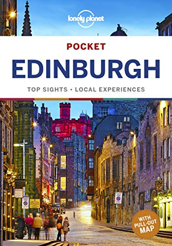 Lonely Planet Pocket Edinburgh 5: top sights, local experiences