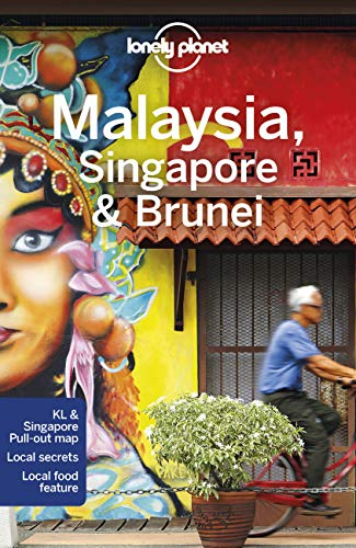 Lonely Planet Malaysia, Singapore & Brunei 14 (Multi Country Guide)