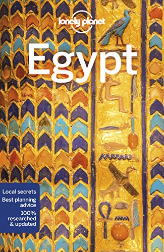 Lonely Planet Egypt 13 (Country Guide)