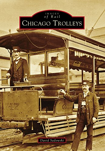 Chicago Trolleys (Images of Rail) (English Edition)