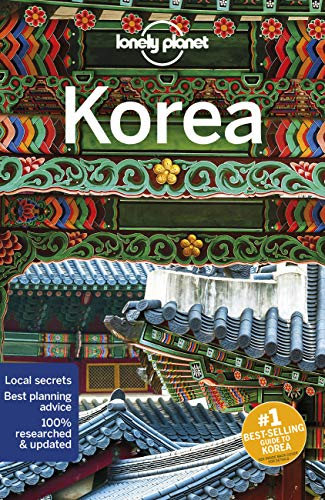 Lonely Planet Korea 11 (Country Guide)