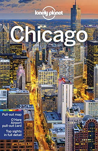 Lonely Planet Chicago 9 (City Guide)